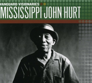 Mississippi John Hurt record cover