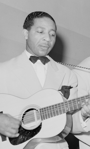Lonnie Johnson 1941